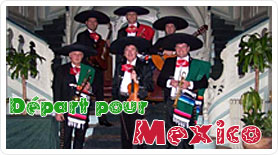 soiree groupe mexicains