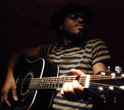 artiste vocal guitare